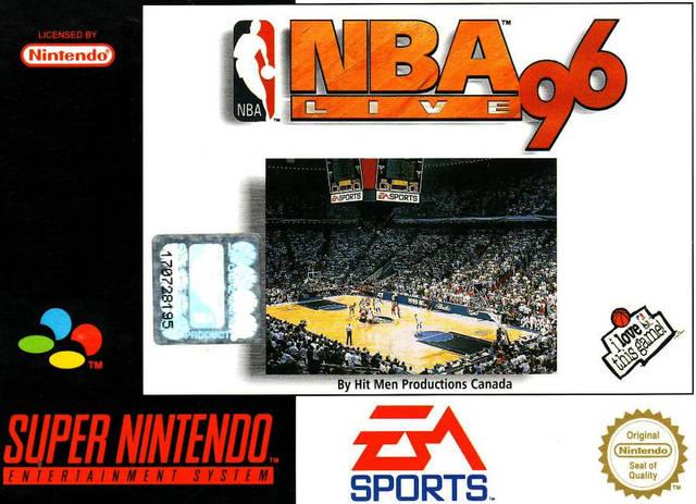 NBA Live 96 (Europe) SNES ROM - NiceROM com - Featured Video