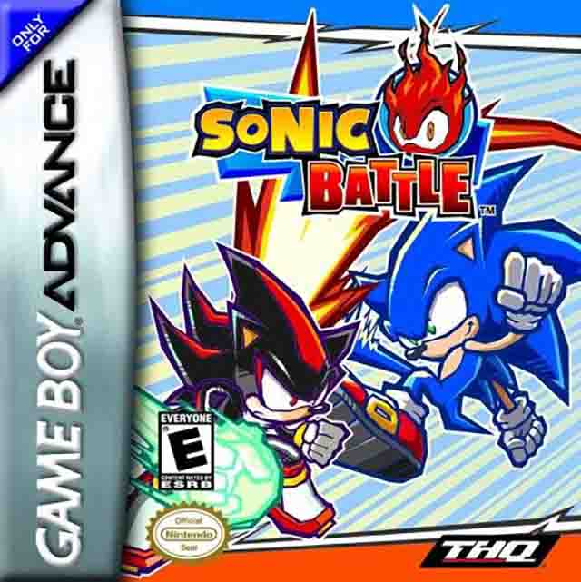 Sonic Battle Usa Gba Rom Nicerom Com Featured Video Game Roms And Isos Game Database For Gba N64 Wii Sega Psx Psp Nes Snes 3ds Gbc And More