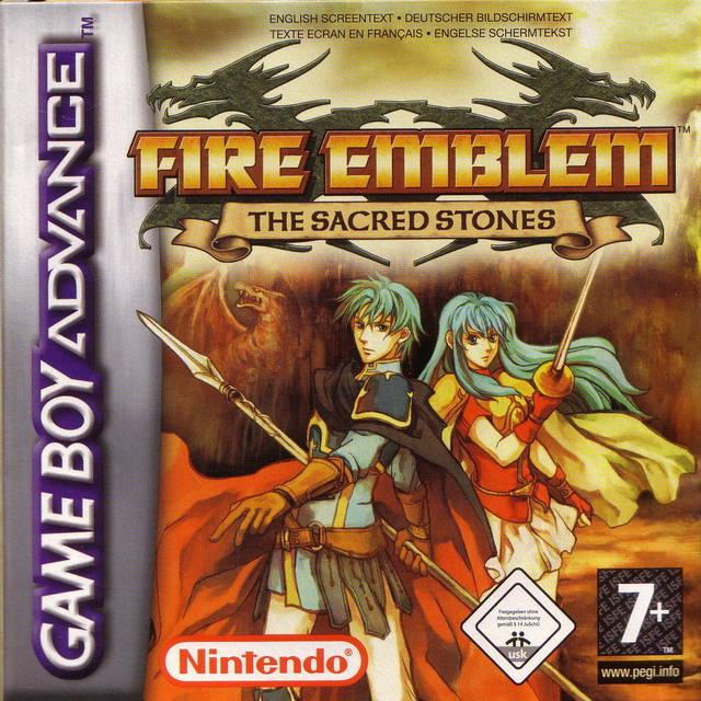 fire emblem the sacred stones gba fr