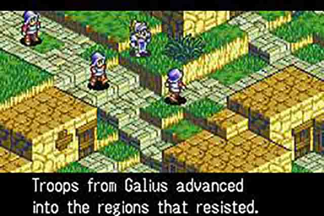 Tactics Ogre: The Knight of Lodis (USA) GBA ROM - NiceROM