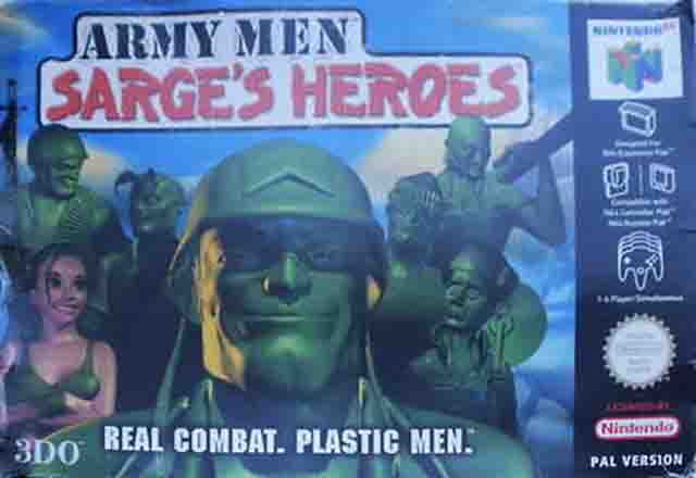 army men psp