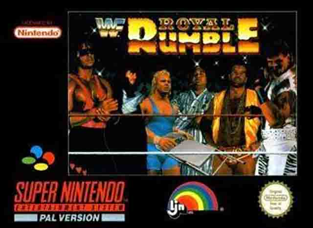 WWF Royal Rumble (Europe) SNES ROM - NiceROM com - Featured