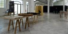 dimitris chalatsis DREAD, 2016 installation