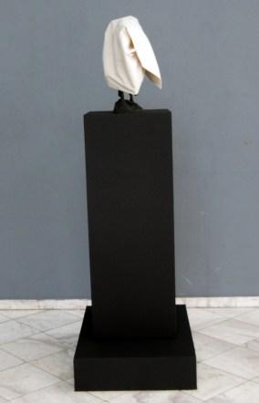 nikos papadimitriou HEADLESS HORSEMAN bronze,2009