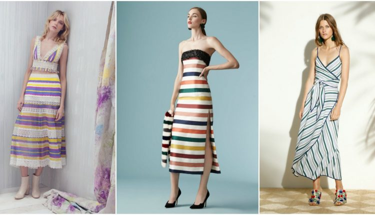 Stripes and more stripes - Fashion Trends