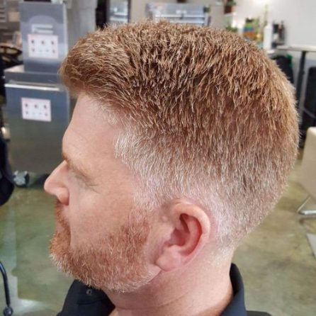For Thick Hair - Taper Haircut Trends