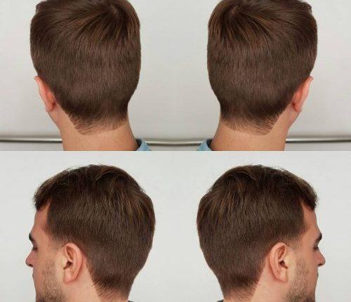 Squared Neckline – Taper Haircut Trends