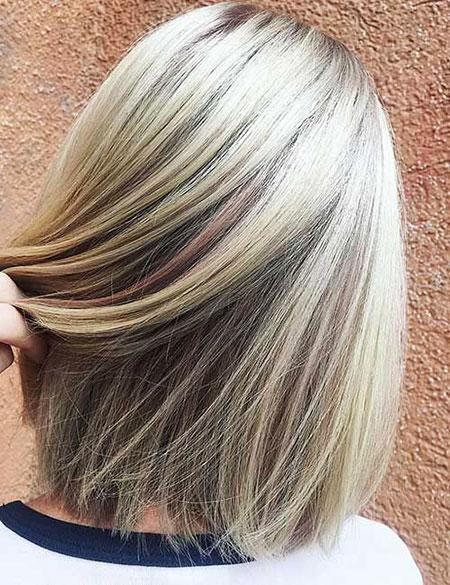Short Haircut for Straight Hair