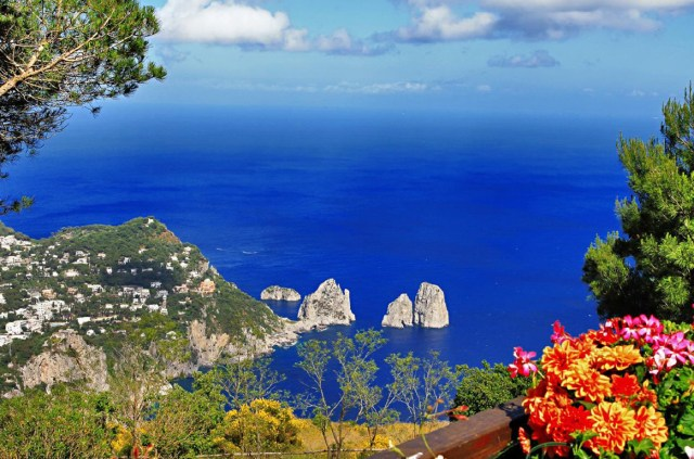 Dmc en Italie Sorrente Capri Positano