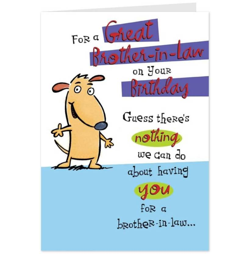 Birthday Wishes For Brother In Law Happy Quotes Messages