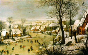"High times in the Low Countries during the ""Little Ice Age."""