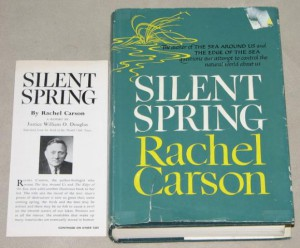 Silent Spring, Book of the Month Club Edition