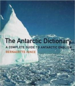 Antarctic Dictionary