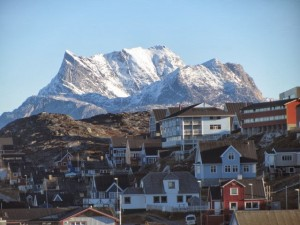 ViewfromdowntownNuuk
