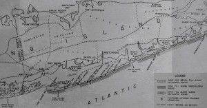 """Army Corps of Engineers, """"Atlantic Coast of Long Island, N.Y.: Fire Island Inlet to Montauk Point Considered Plan of Improvement,"""" Beach Erosion Control Cooperative Study and Interim Hurricane Survey, May 1959."""