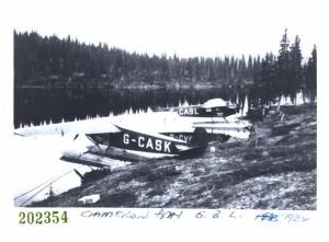Fokker Super Universals at Cameron Bay