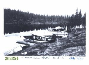 Fokker Super Universals at Cameron Bay