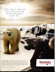 Manitoba Tourism - InFlight Magazine