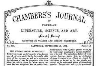 Chambers's Journal, 1881