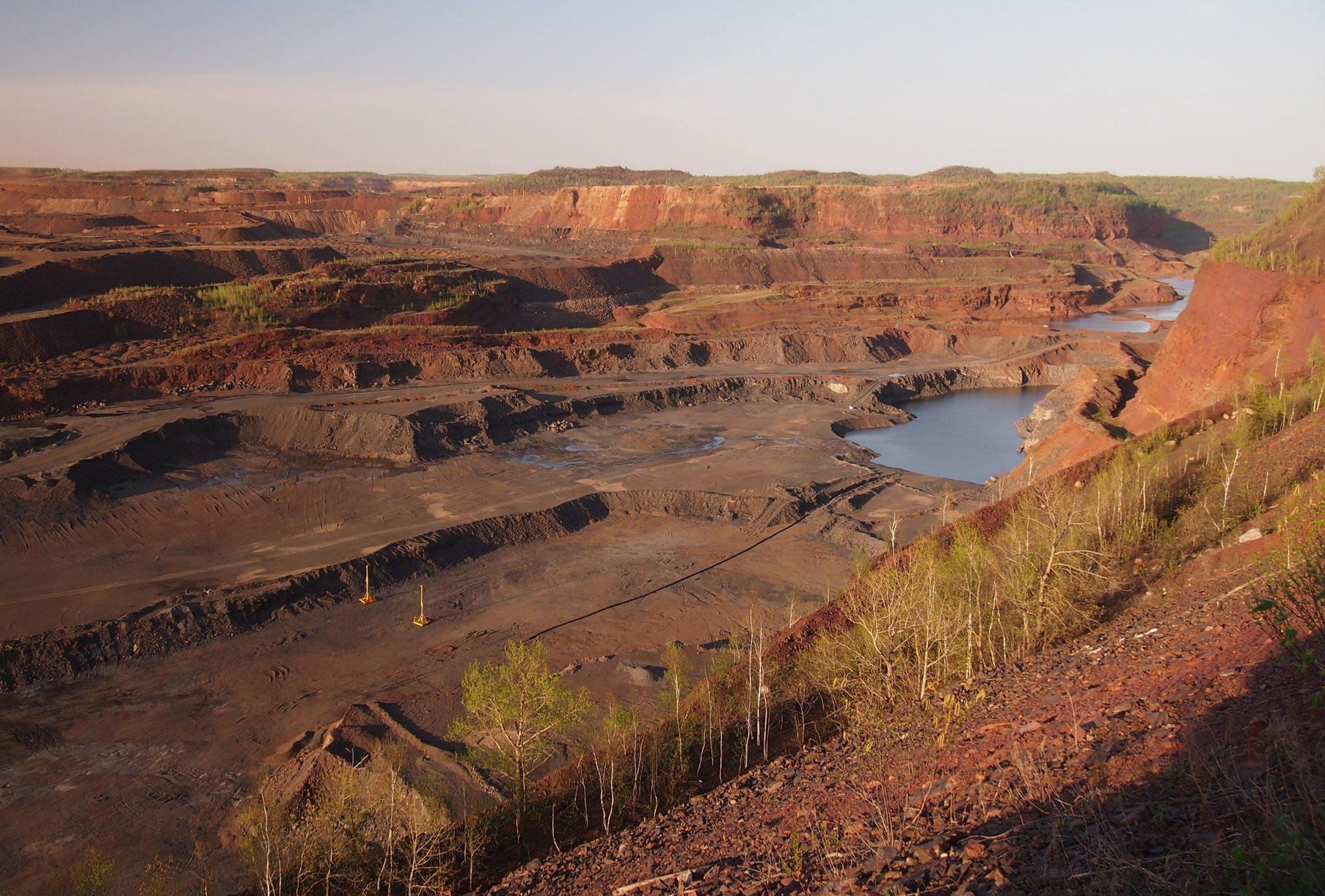 An Environmental History since 1522 Mining North America