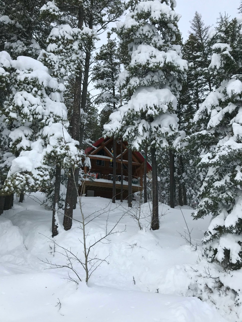 A private cottage at Cypress Hills Interprovincial Park