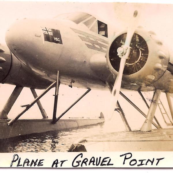 HBC seaplane