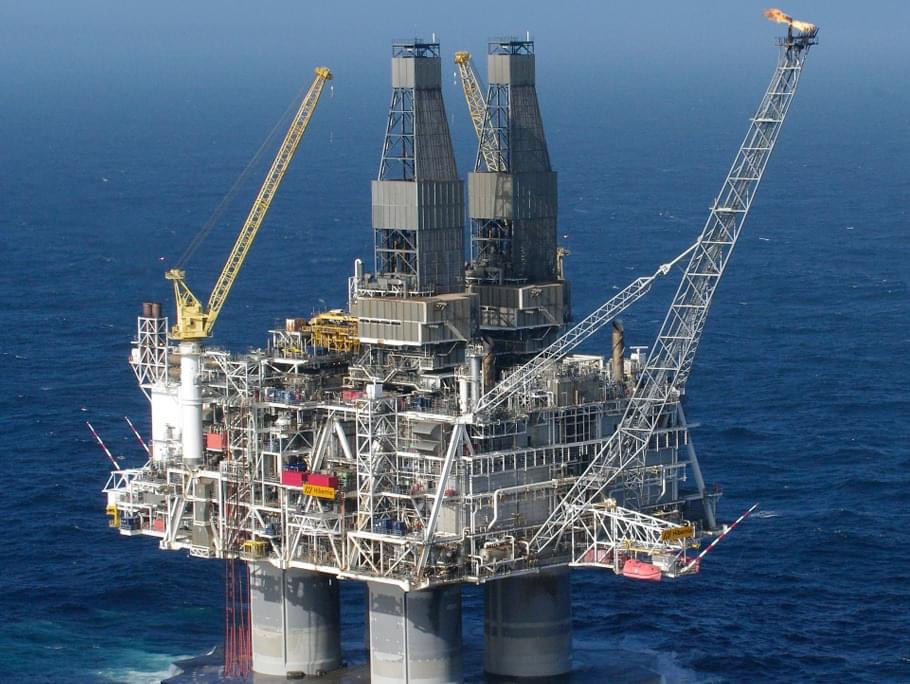 The Hibernia oil field gravity based structure off Newfoundland and Labrador (NL)