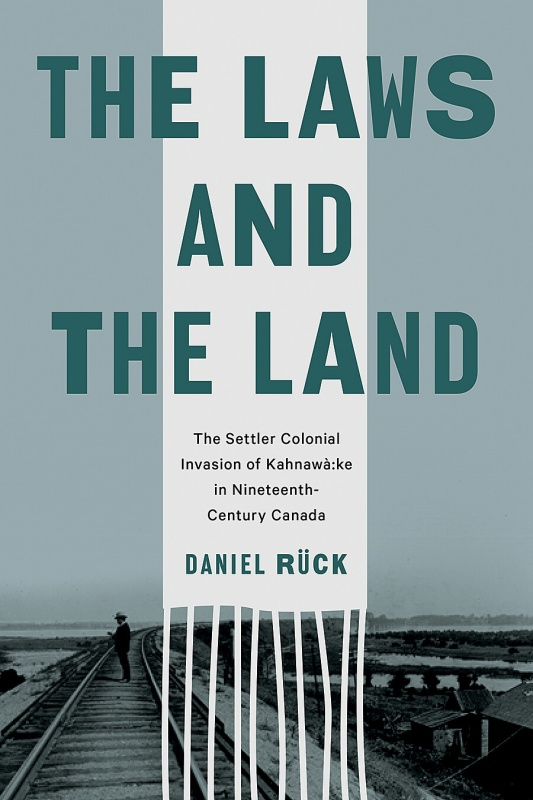 Cover of the Laws of the land by Daniel Rueck