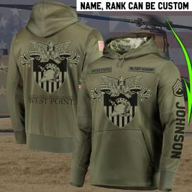 Personalized  United States Military Academy H7 Hoodie All Over Printed(6888)