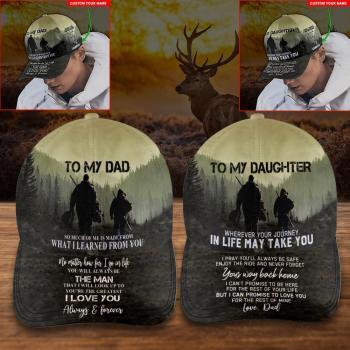 Custom Cap M29 - Deer Hunter Love Hunting-Custom Your Cap All Over Printed(8886)