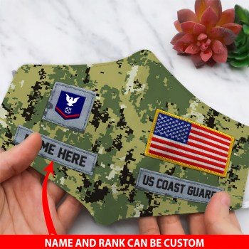 US Coast Guard FM For Military,Gifts For Veteran All Over Printed