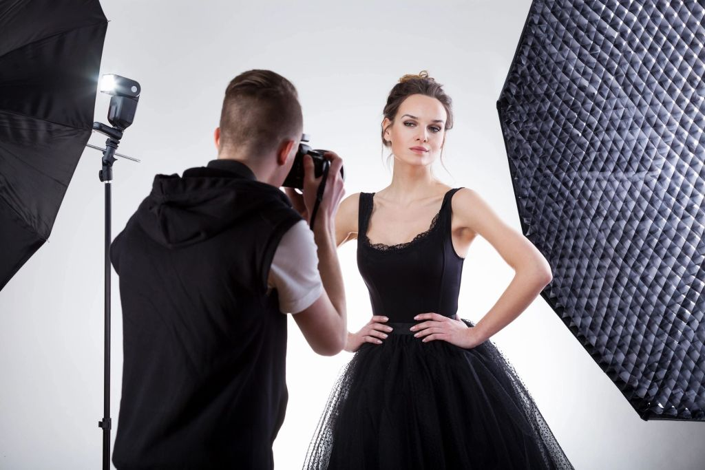 Photographing a Model