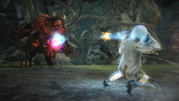Toukiden Kiwami Gameplay Characters Oni And More