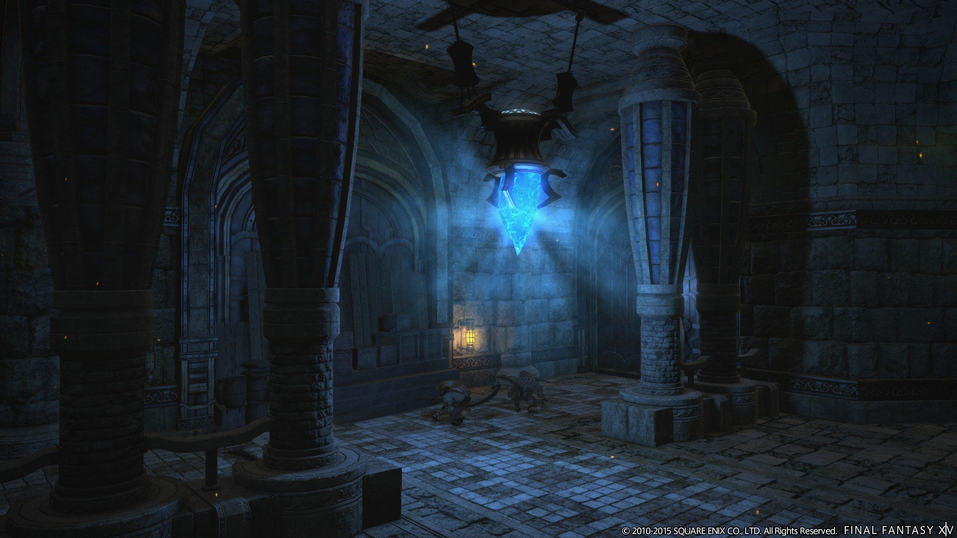 Final Fantasy XIV Details Patch 31 Dungeons Flying