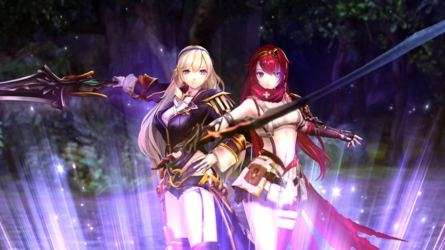 Image result for nights of azure 2 nintendo switch