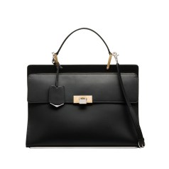 """Fall 2013 Structured, sleek, and ladylike, the Le Dix Cartable was Wang's reserved answer to """"It""""-bag mania."""