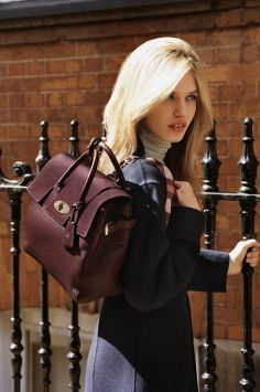 Mulberry Fall 2015 Campaign