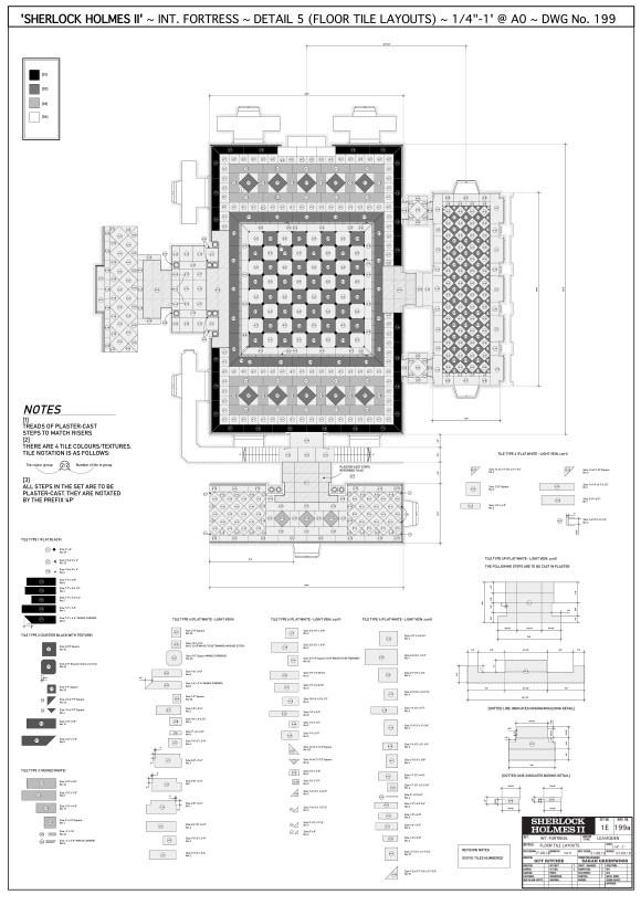 Int. Fortress Flooring Design
