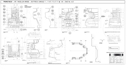 Interior Bridge - Console Dwg