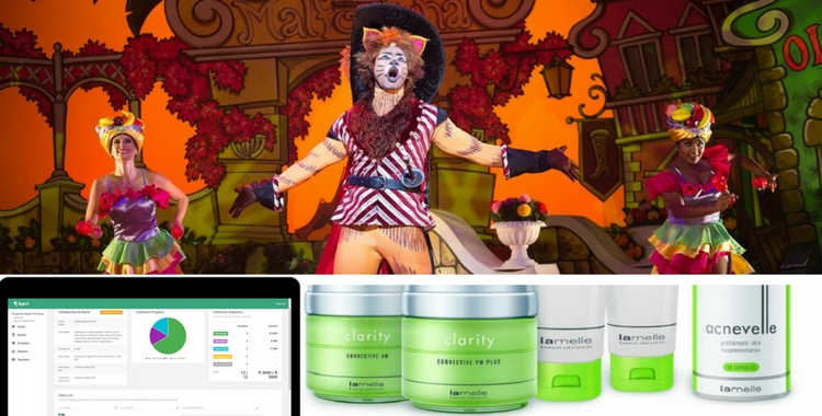 Hangout With Heather - Lamelle Skin Care, Puss in Boots & #Karri