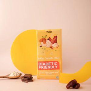 Nichoa Diabetic Friendly Chocolate Bar