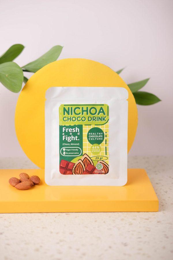 Nichoa - Fresh and Fight Chocodrink Sachet 25 gr