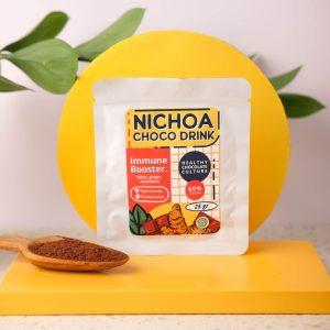 Nichoa Immune Booster Choco Drink 25 gr