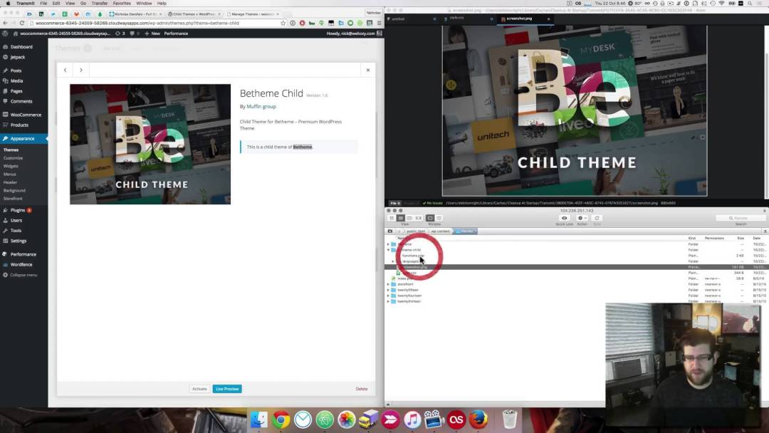 Getting Started With WordPress Child Themes