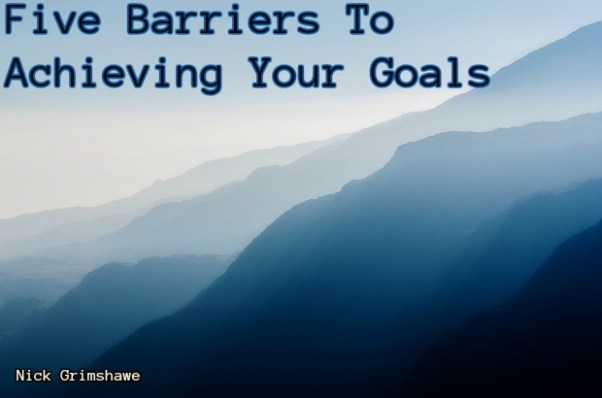 5 Barriers