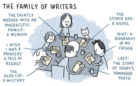 A family of writers