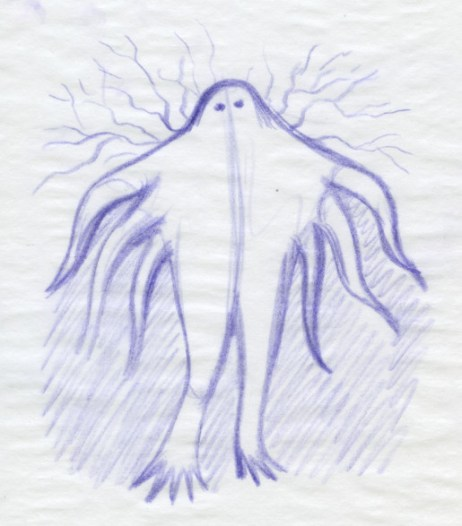 Dimitris Fousekis' draft sketch of a Whisper