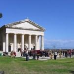 Easter procession, Island of Corfu, Greece