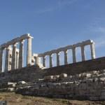 Temple of Poseidon, Sounio, Greece