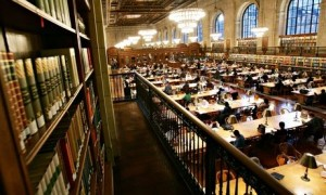 New York Public Library | From the blog of Nicholas C. Rossis, author of science fiction, the Pearseus epic fantasy series and children's books